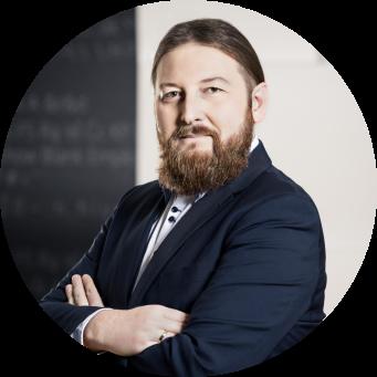 Rafał Czupryński - będę Twoim przewodnikiem podczas całego kursu 'Prezentacje w świecie IT'